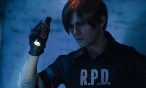 Косплей: Леон Скотт Кеннеди из Resident Evil 2