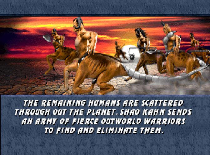 Кровавая Санта-Барбара. Вселенная Mortal Kombat