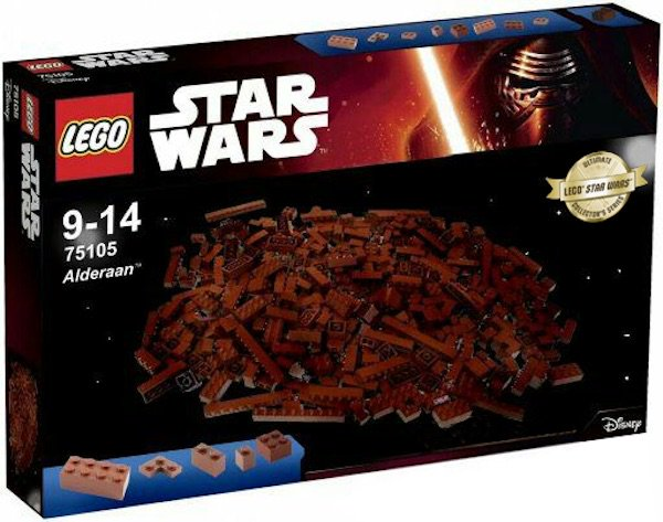 Тред: Марк Хэмилл и несуществующие наборы Lego по «Звёздным войнам» 5
