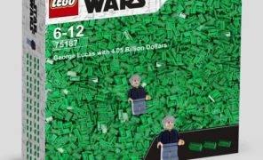 Тред: Марк Хэмилл и несуществующие наборы Lego по «Звёздным войнам»