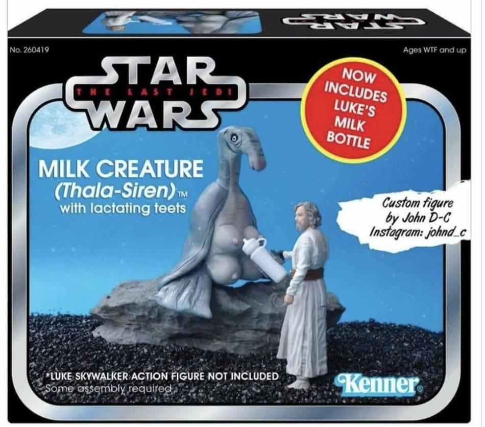 Тред: Марк Хэмилл и несуществующие наборы Lego по «Звёздным войнам» 3