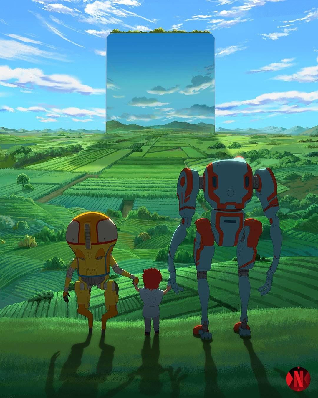 Netflix выпустит аниме-сериал «Эдем» от режиссёра «Стального алхимика 1