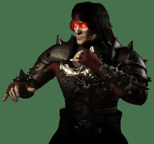 Кровавая Санта-Барбара. Вселенная Mortal Kombat 24