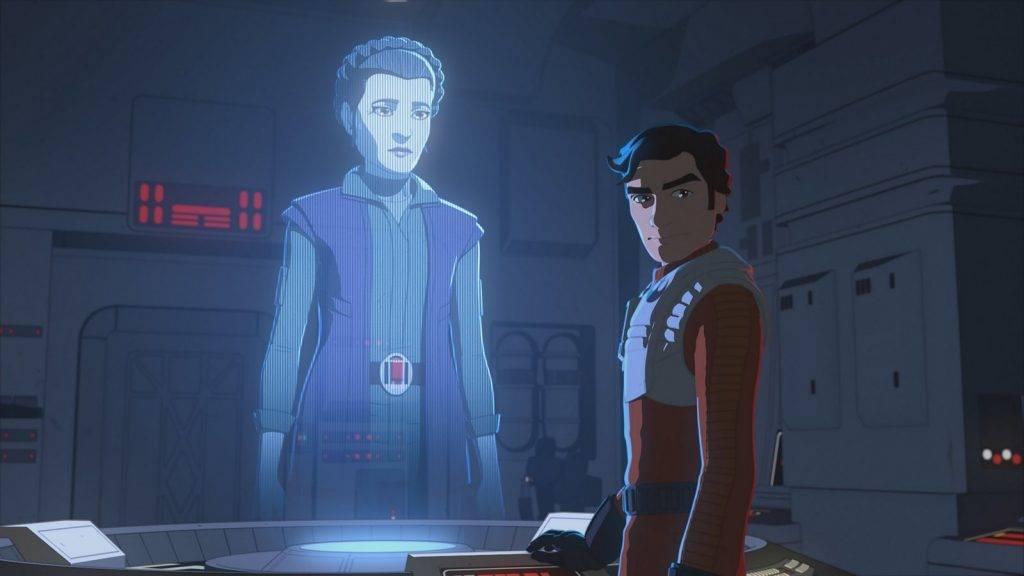 Создатели сериала «Звёздные войны: Сопротивление» ответили на наши острые вопросы 1