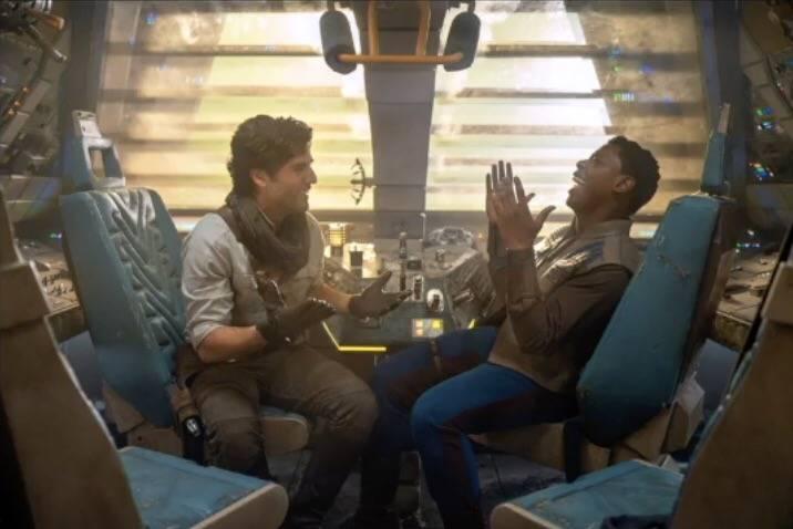Disney выпустил первый тизер девятого эпизода «Звёздных войн» — 5