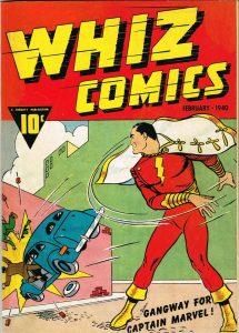 Шазам в комиксах: мальчик, который был популярнее Супермена 13