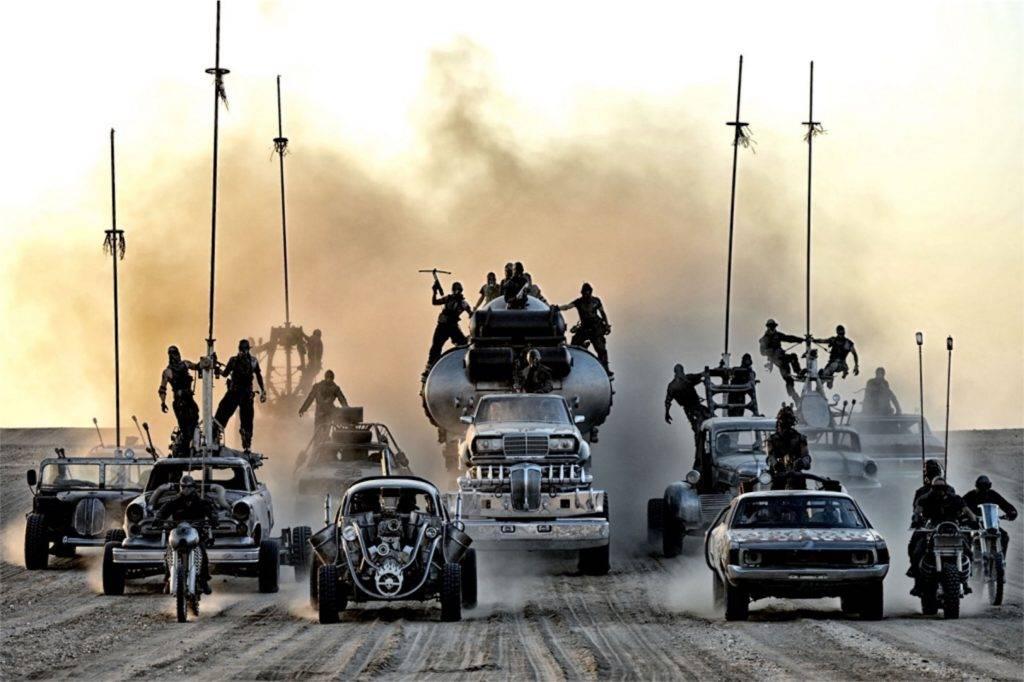 Безумный Макс: 40 лет фильмам про воина дороги 41