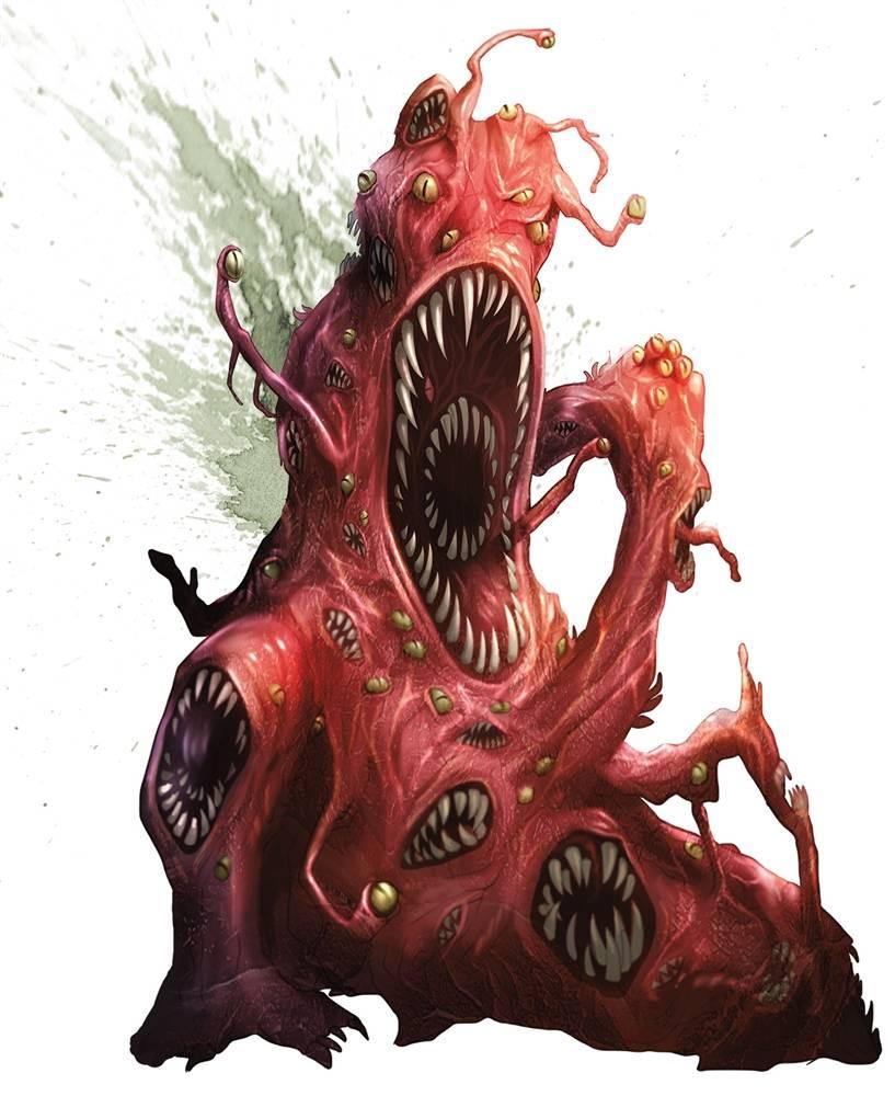 Самые странные монстры Dungeons & Dragons 10
