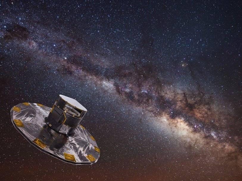 История космических телескопов 3