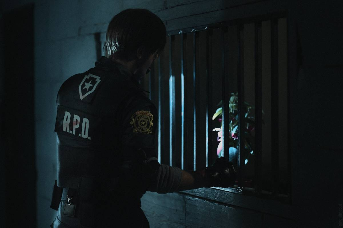 Косплей: Леон Кеннеди из Resident Evil 2 1
