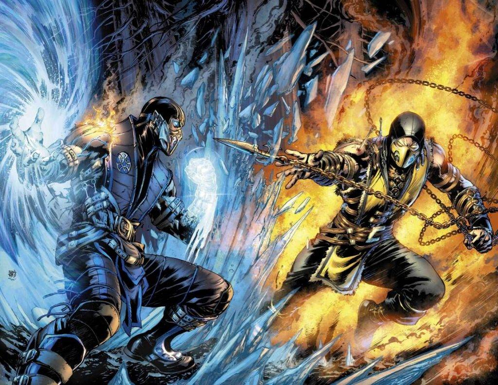 Кровавая Санта-Барбара. Вселенная Mortal Kombat 2