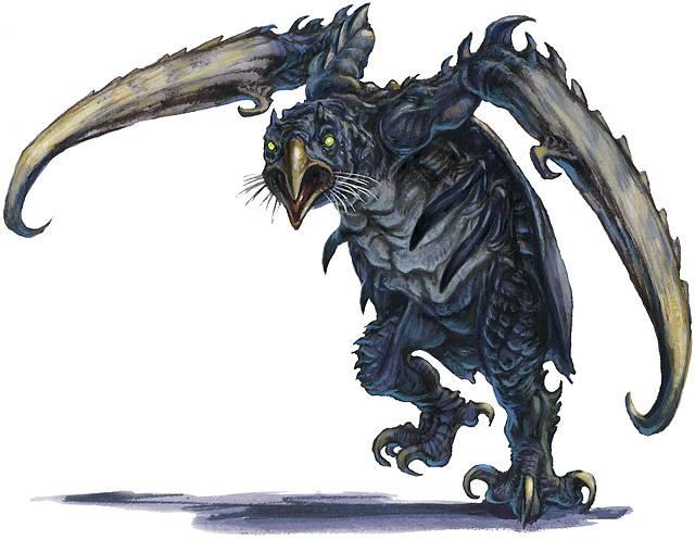 Самые странные монстры Dungeons & Dragons 14