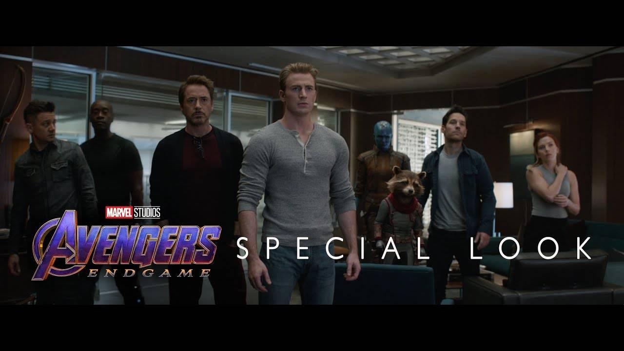 Танос и космос: вышел минутный ролик «Мстителей: Финал» с новыми кадрами