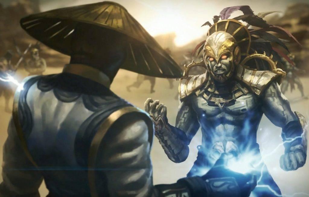Кровавая Санта-Барбара. Вселенная Mortal Kombat 5