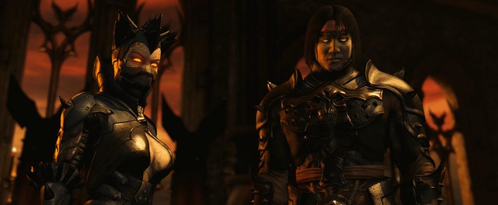 Кровавая Санта-Барбара. Вселенная Mortal Kombat 6