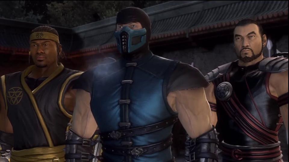 Кровавая Санта-Барбара. Вселенная Mortal Kombat 7