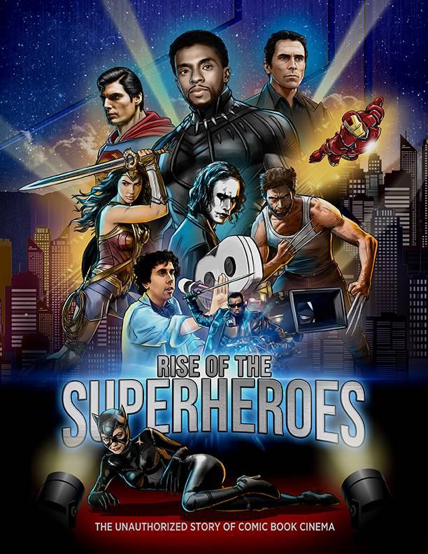 2 мая в России выйдет документалка «Супергерои. Как всё начиналось» 1