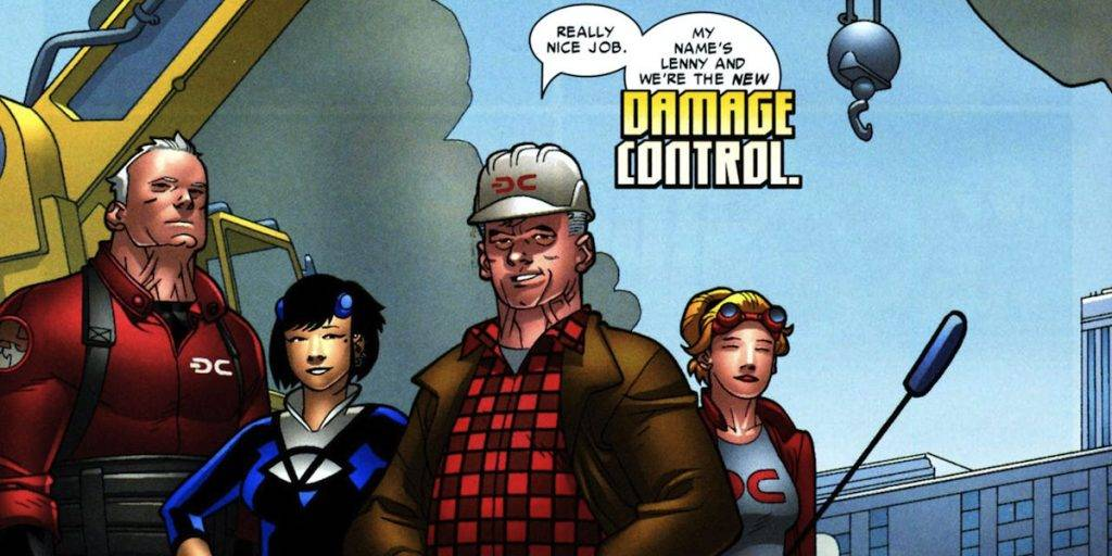 Неснятые сериалы по комиксам Marvel 3