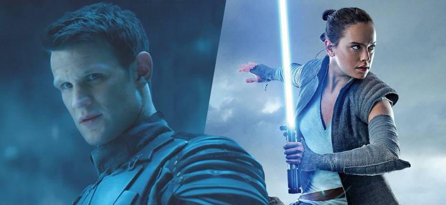 На сайте Disney появилось упоминание Мэтта Смита в девятом эпизоде «Звёздных войн»