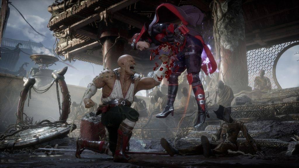Вселенная Mortal Kombat 1