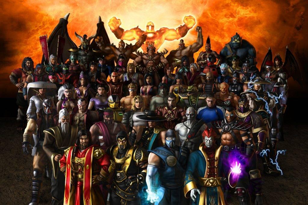 Вселенная Mortal Kombat 2