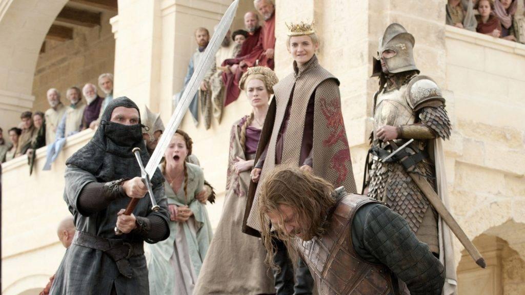 Наши любимые смерти в «Игре престолов» 10