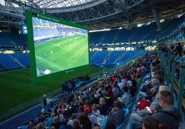 «Амедиатека» покажет финальный эпизод на московском стадионе «РЖД Арена» 1
