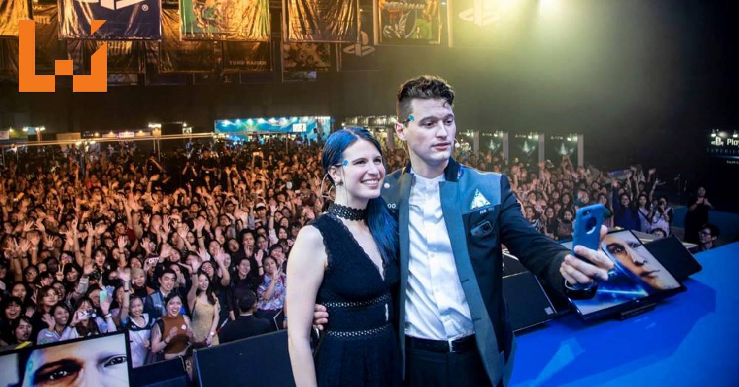Брайан Декарт и Амелия Роуз Блэр вновь приедут в Россию — они посетят Comic Con Saint Petersburg 2019