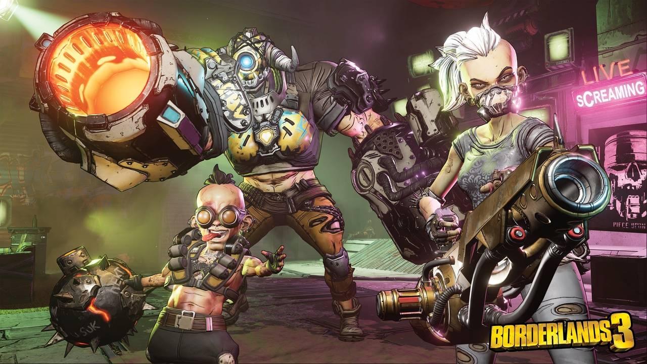 Borderlands 3 выйдет 13 сентября 3