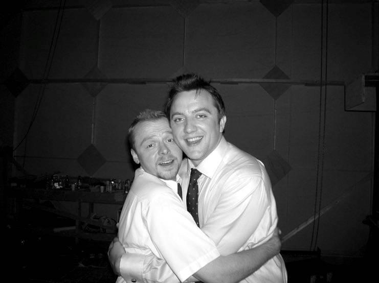 Фото: Эдгар Райт поделился снимками со съёмок «Зомби по имени Шон» в честь 15-летия фильма 11