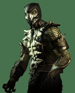 Кровавая Санта-Барбара. Вселенная Mortal Kombat 30