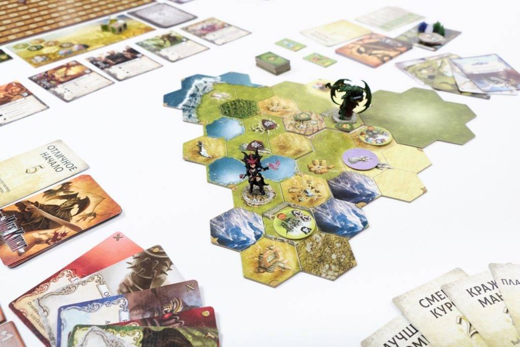 «Рыцарь-маг. Полное издание»: игра необычайно сложности и глубины
