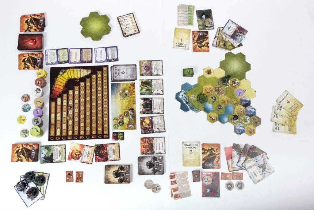 «Рыцарь-маг. Полное издание»: игра необычайно сложности и глубины 1