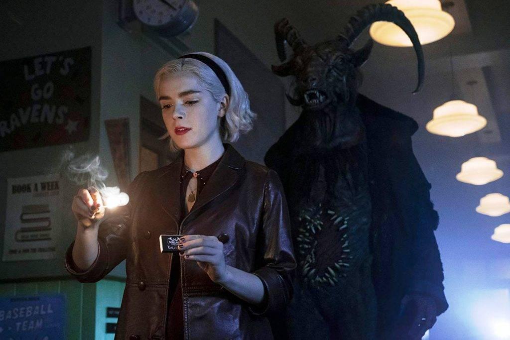 «Леденящие душу приключения Сабрины», часть 2: сатанизм, патриархат, трансгендер — но вам понравится 6