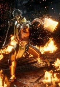 Кровавая Санта-Барбара. Вселенная Mortal Kombat 31