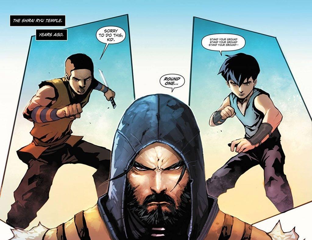 Кровавая Санта-Барбара. Вселенная Mortal Kombat 13