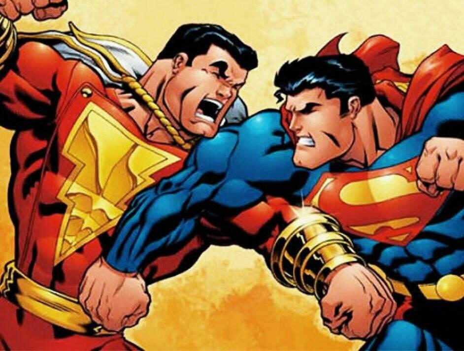 Шазам в комиксах: мальчик, который был популярнее Супермена 17