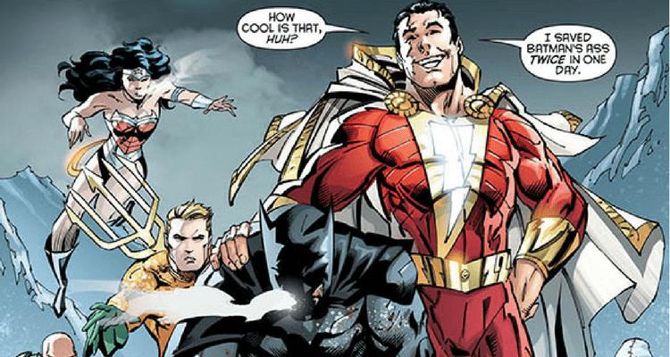 Шазам в комиксах: мальчик, который был популярнее Супермена 4