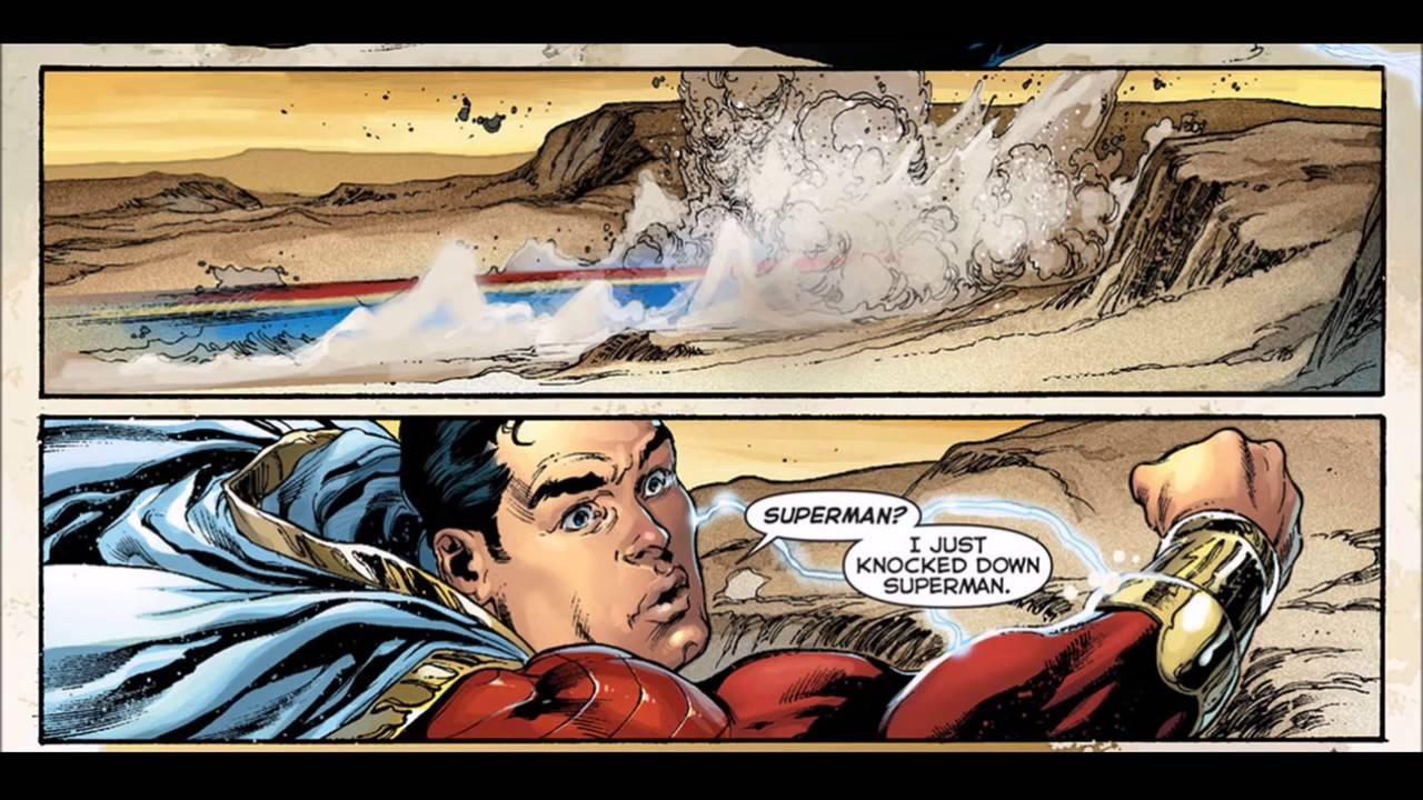 Шазам в комиксах: мальчик, который был популярнее Супермена 8