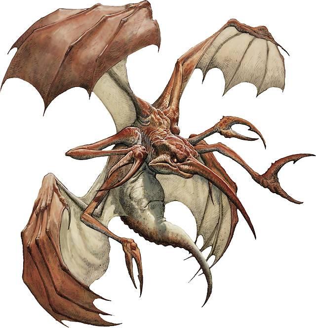 Самые странные монстры Dungeons & Dragons 17