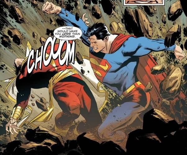 Шазам в комиксах: мальчик, который был популярнее Супермена 14