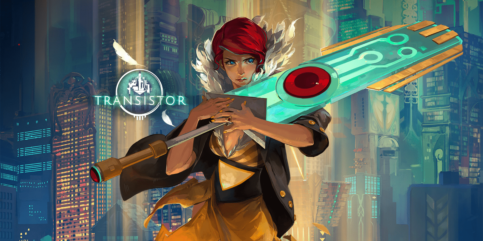 Раздача: научно-фантастический экшен-RPG Transistor