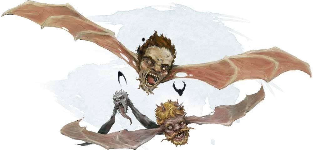 Самые странные монстры Dungeons & Dragons 16