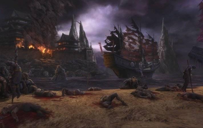 Кровавая Санта-Барбара. Вселенная Mortal Kombat 18