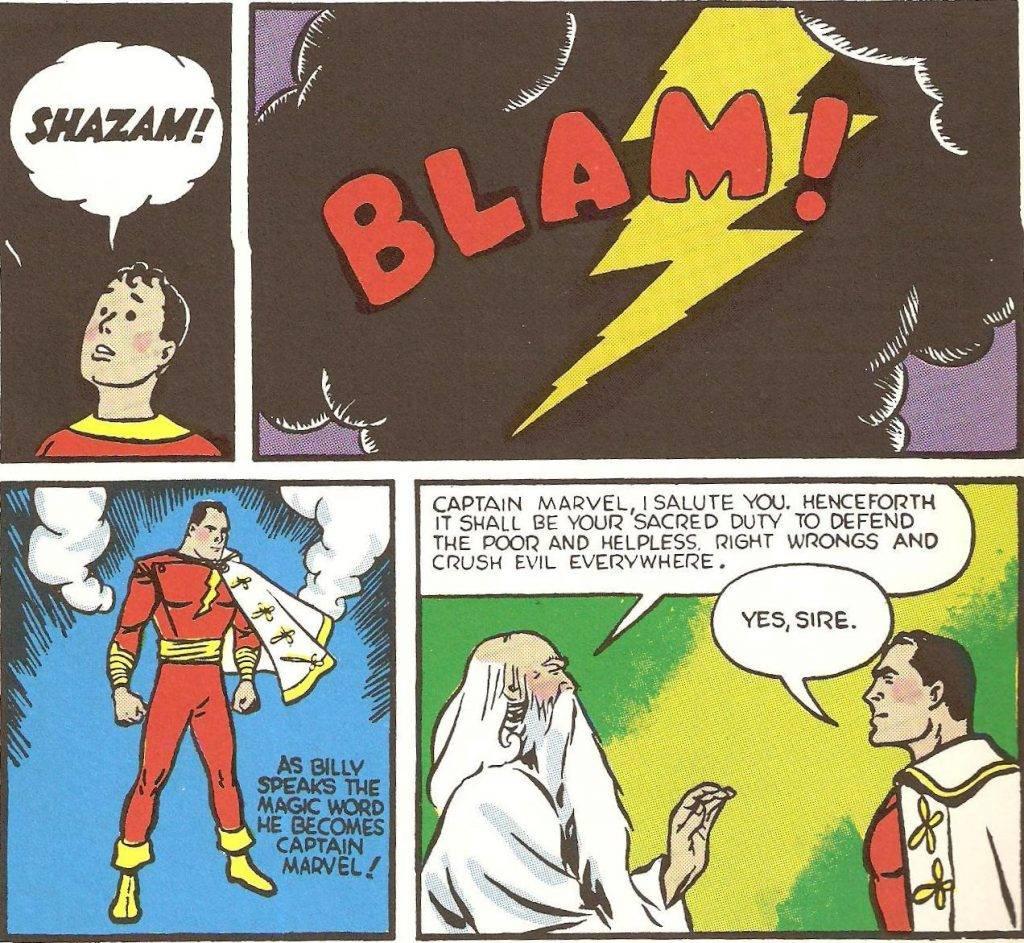 Шазам в комиксах: мальчик, который был популярнее Супермена 20