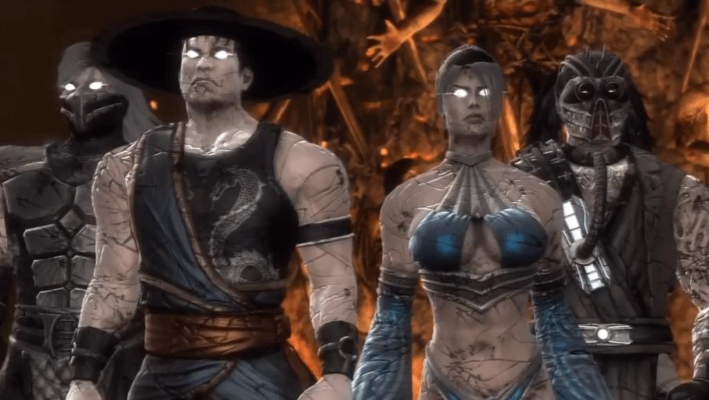 Кровавая Санта-Барбара. Вселенная Mortal Kombat 19