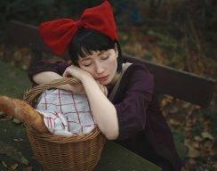 Косплей: Кики из«Ведьминой службы доставки» 7