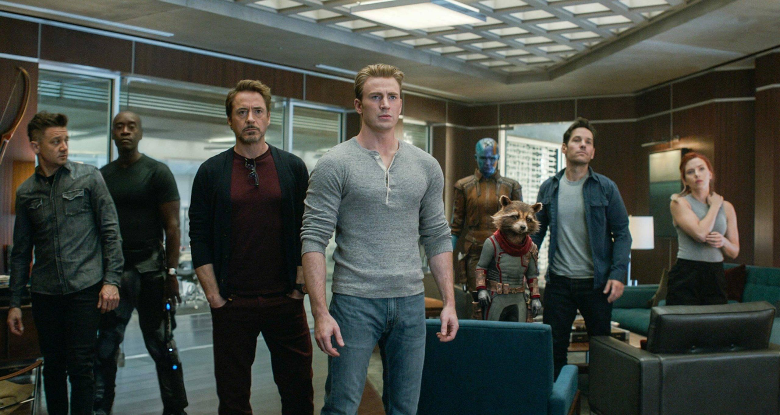 : первые рецензии на «Мстителей: Финал»