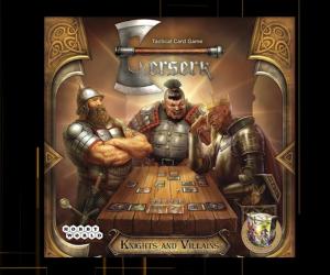 Видео: обзор настольной игры «Берсерк»