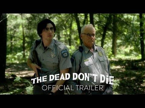 «Мертвые неумирают»: трейлер зомби-комедии Джима Джармуша